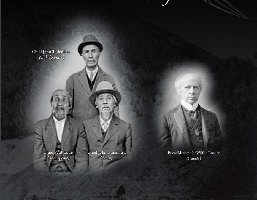 1910 Memorial Brochure