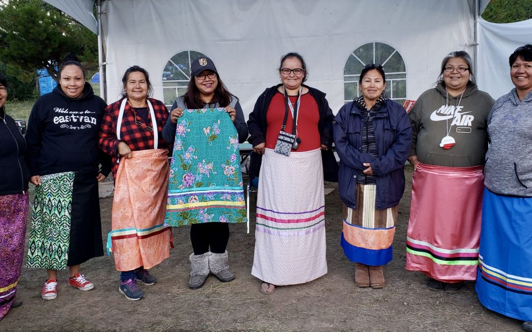 Kinship Ties and On the Land Teachings Central  to 2018 Secwepemc Summer Gathering